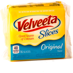 Photo of Velveeta Slices Original Flavor - 16 Ct
