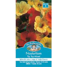 Photo of Nasturtium Jewel