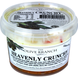 Photo of The Olive Branch Heavenly Crunchy Dip 250gm