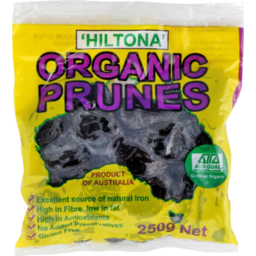 Photo of Hiltona Organic Prunes