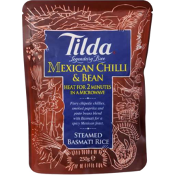 Photo of Tilda St/Rice Mexican 250gm