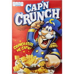 Photo of Cap'n Crunch's Cereal