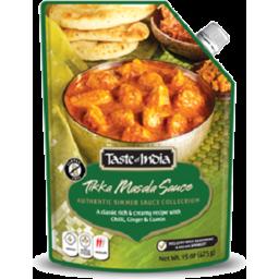Photo of Tast Of India Tikka Masala Simmer Sauce 425g
