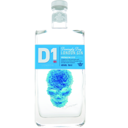 Photo of D1 London Gin