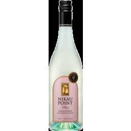 Photo of Nikau Point Nine Sauvignon Blanc 750ml