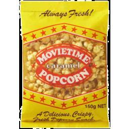 Photo of Movietime Popcorn Caramel 150g
