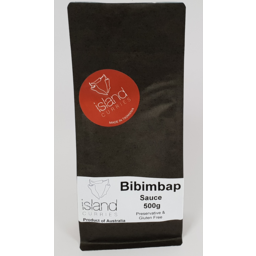 Photo of 'Bibimbap' - Smoky Korean BBQ Sauce 500g softpack