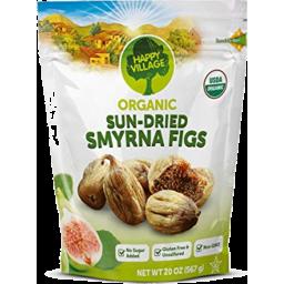 Photo of Happy Village Organic Sundried Figs