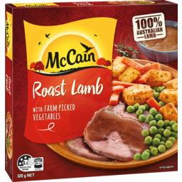 Photo of McCain Roast Lamb 320g