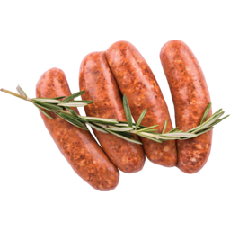 Photo of Beef-Herb & Garlic Sausages Made Instore