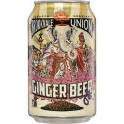 Photo of Brookvale Union Ginger Beer Can