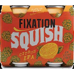 Photo of Fixation Squish Ipa 4 Pack