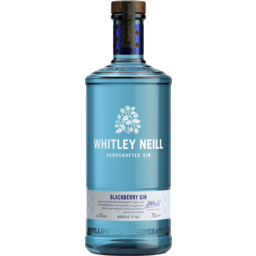 Photo of Whitley Neill Blackberry Gin