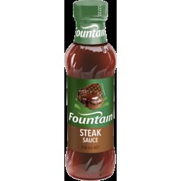 Photo of Fountain® Steak Sauce 250ml