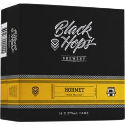Photo of Black Hops Hornet Ipa Cans