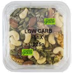 Photo of The Market Grocer Low Carb Mix 225gm