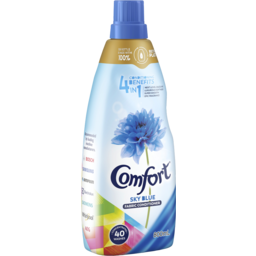 Photo of Comfort 4 In 1 Fabric Conditioner Sky Blue 800ml
