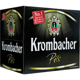 Photo of Krombacher Bottles 660ml 12 Pack