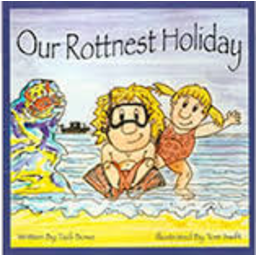 Photo of Our Rottnest Holiday Book