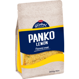 Photo of Diron Global Cuisine Panko Lemon Flavoured Crumb 200g