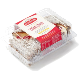 Photo of Baked Provisions Cream Filled Lamington 2pk