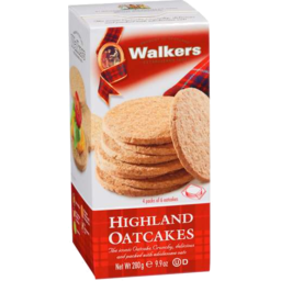 Photo of Walkers Highland Oatcakes 280gm