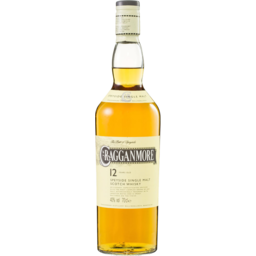Photo of Cragganmore 12 Years Old Single Malt Scotch Whisky 700ml