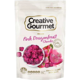 Photo of Creative Gourmet Pink Dragonfruit Chunks 400gm