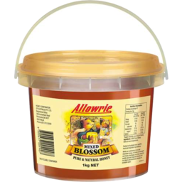 Photo of Allowrie Honey Clear Pail 1kg