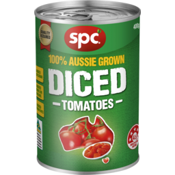 Photo of SPC Tomatoes Diced Pieces 400g