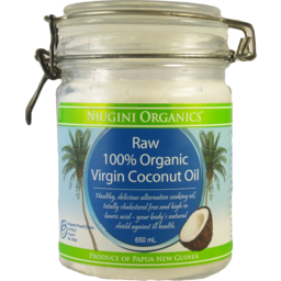 Photo of Niugini - Oil - Coconut - 650ml