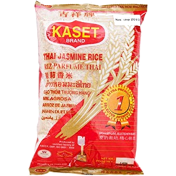 Photo of Kaset Rice Thai Jasmine Rice