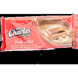 Photo of Charles Fruit Nut Chocolate