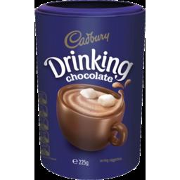Photo of Cadbury Drinking Chocolate 225gm