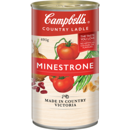Photo of Campbells Country Ladle Minestrone 495g
