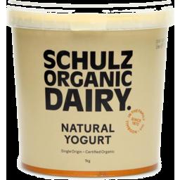 Photo of Schulz Organic Dairy Yoghurt - Natural