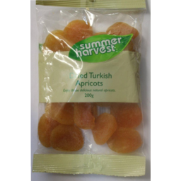 Photo of Summer Harvest Turkish Apricots Dried 200g