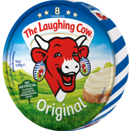 Photo of The Laughing Cow Cheese Spread 8 Portions 128g 128g