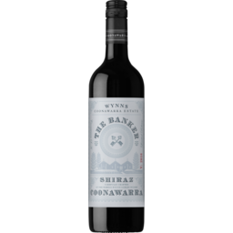 Photo of Wynns The Banker Shiraz