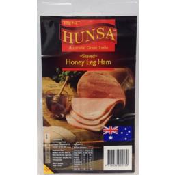 Photo of Hunsa Shvd Leg Ham Honey 225gm