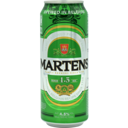 Photo of Martens Pils Can