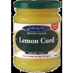 Photo of Jok'n'Al Lemon Curd 280g