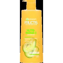 Photo of Garnier Fructis Nutri-Repair 3 Shampoo 850ml For Dry Hair 850ml