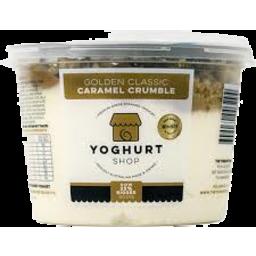 Photo of Yoghurt Shop Caramel Crumble 500g