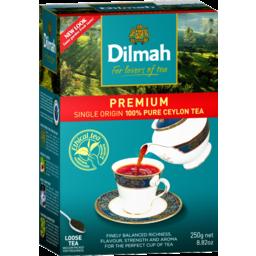 Photo of Dilmah Black Leaf Tea Premium 250g 250g