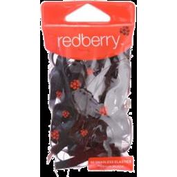 Photo of Redberry Snagless Medium Black 50pk