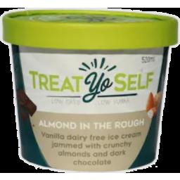 Photo of Treat Yo Self  Almond Choc Ice Cream