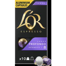 Photo of L'or Lungo Profondo Intensity 8 - 10 Coffee Capsules For Nespresso®* Machines