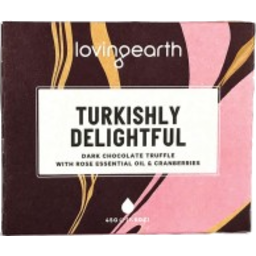 Photo of Loving Earth Turkish Delight Chocolate 45gm