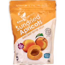 Photo of Ceres Organics Dried Apricots (Sun-Dried)